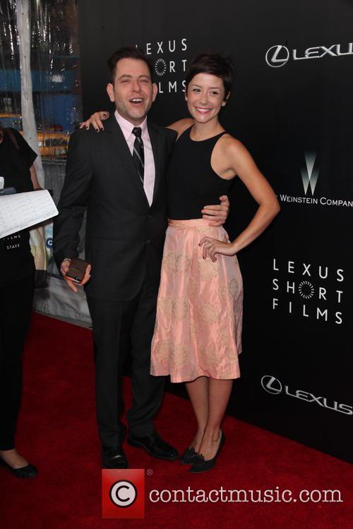 David Glasser and Phoebe Neidhardt