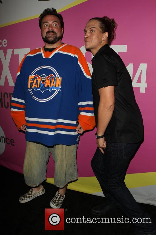 Kevin Smith and Jason Mewes 7