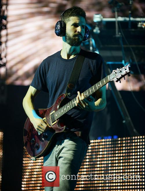 Linkin Park and Brad Delson 2