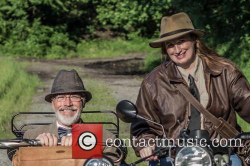 Indiana Jones, Ken Thomas and Vicki Thomas