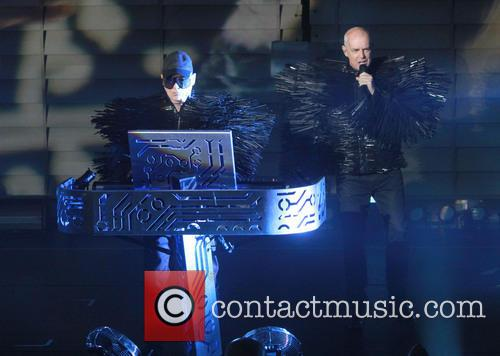 Meil Tennant, Chris Lowe and Pet Shop Boys