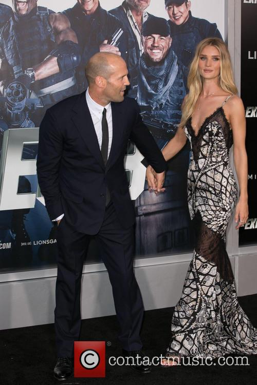 Jason Statham and Rosie Huntington-whiteley 4