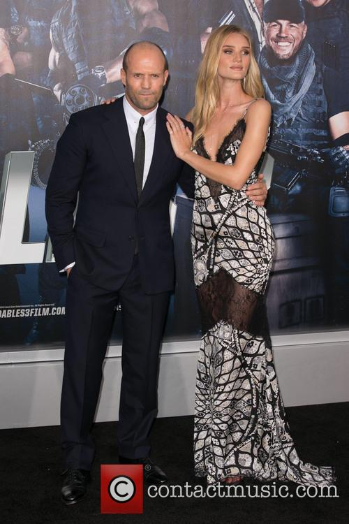 Jason Statham and Rosie Huntington-whiteley 6