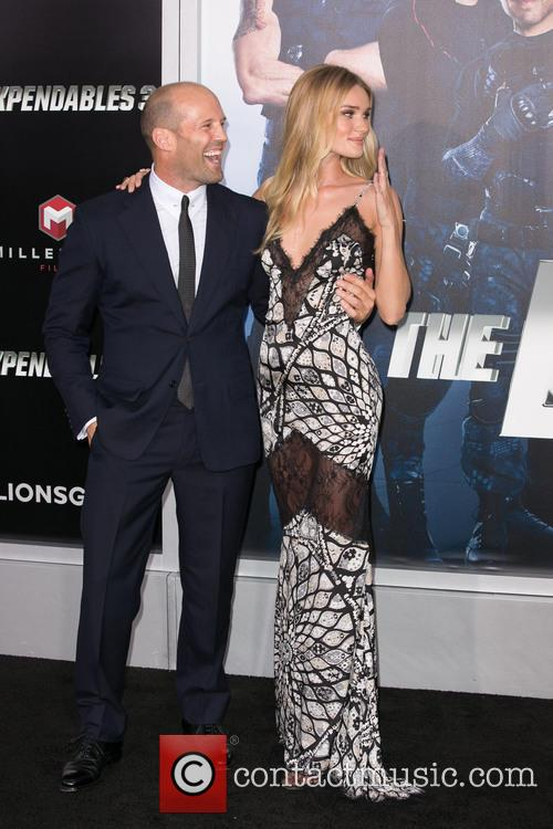 Jason Statham and Rosie Huntington-whiteley 10