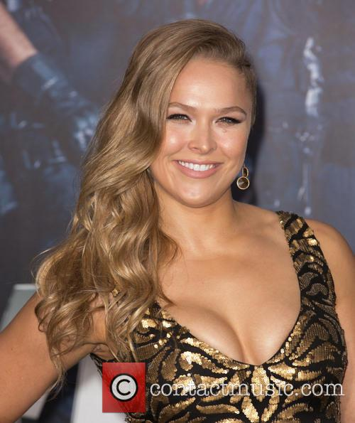 Ronda Rousey 9