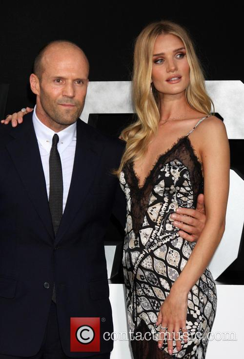Jason Statham and Rosie Huntington-whiteley 11