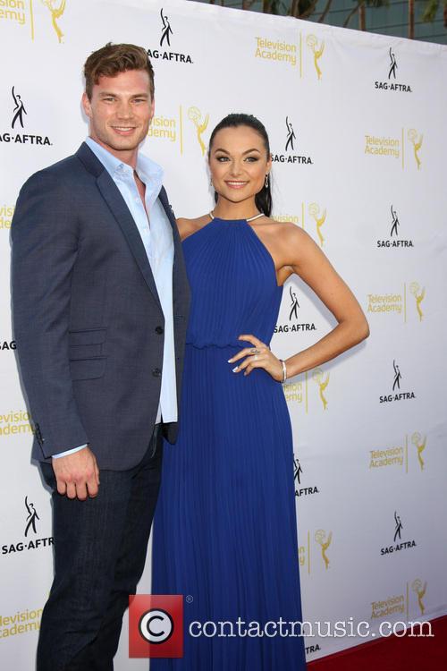 Derek Theler and Christina Ochoa