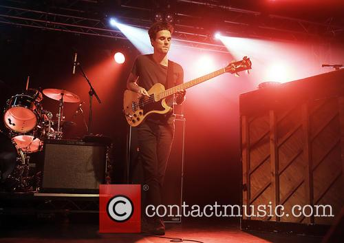 Mark Joseph Cuppello and The Courteeners
