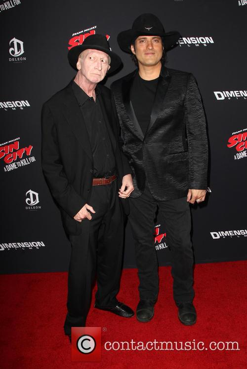 Frank Miller and Robert Rodriguez 6