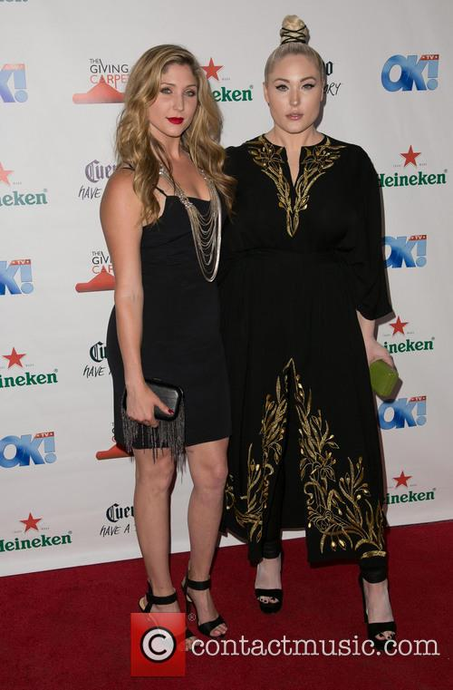 Taylor-ann Hasselhoff and Hayley Hasselhoff 1