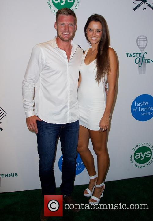 Tennis, Sam Groth and Brittany Boys