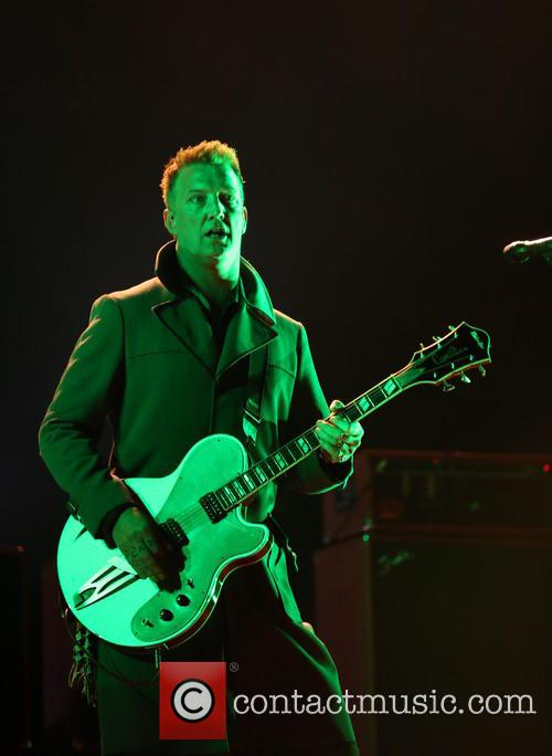 Queens Of The Stoneage and Josh Homme 1