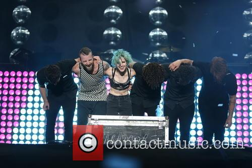 Hayley Williams and Paramore 3