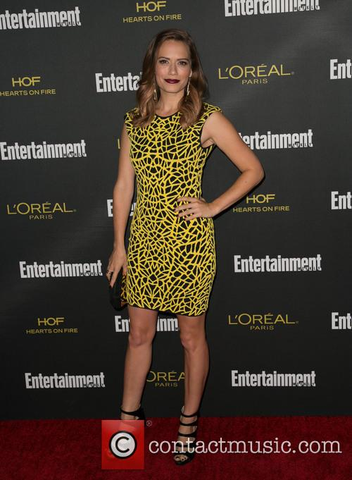 Entertainment Weekly and Bethany Joy Lenz 1