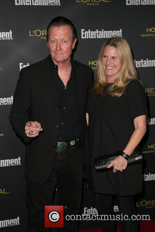 Robert Patrick and Barbara Patrick
