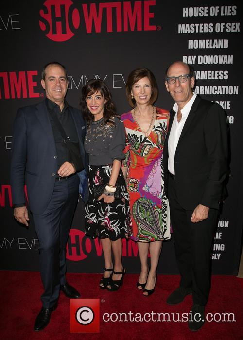 David Nevins, Andrea Nevins, Susan Blank and Matthew C. Blank
