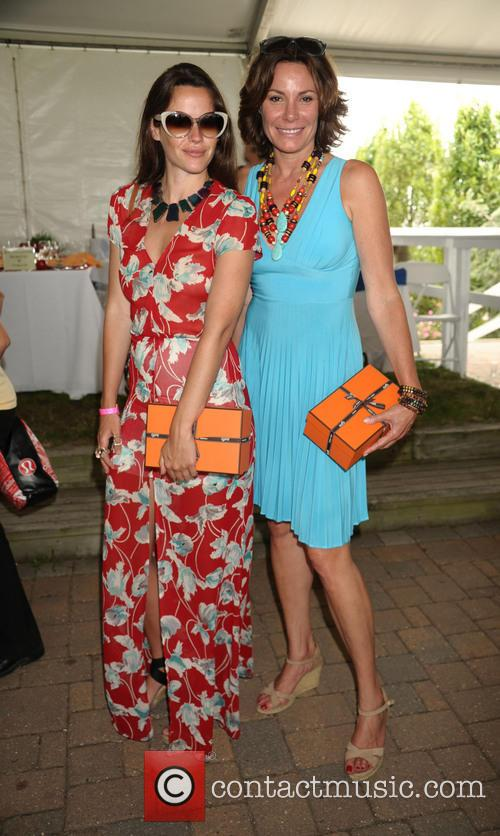 Nicole Nadeau and Countess Luann De Lesseps 8