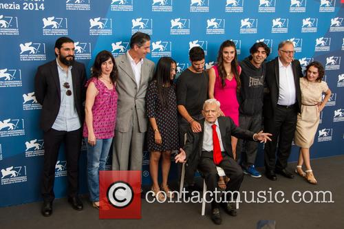 Alexander Hacke, Hindi Zahra, Tahar Rahim and Fatih Akin
