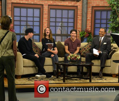 Will Poulter, Kaya Scodelario, Dylan O'brien and Eukie Washington