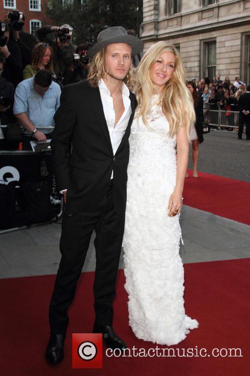 Dougie Poynter and Ellie Goulding 5