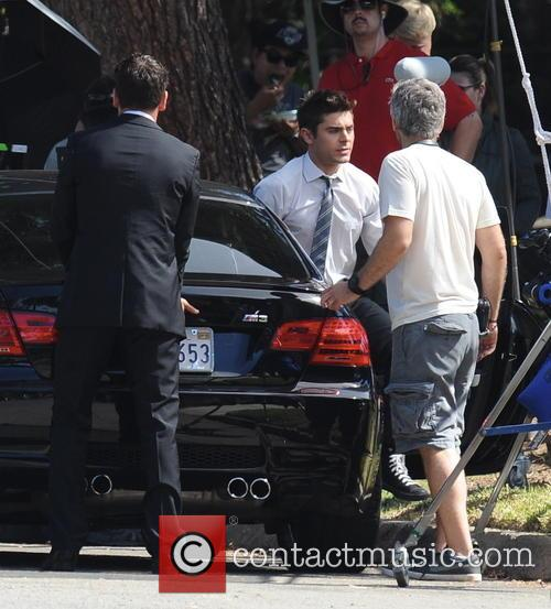 Zac Efron and Jon Bernthal