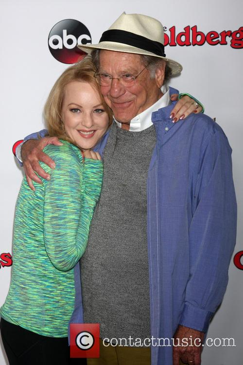 Wendi Mclendon-covey and George Segal 4