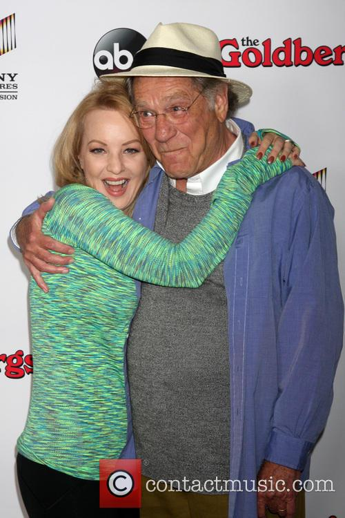 Wendi Mclendon-covey and George Segal 9