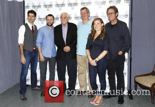 Drew Gehling, Vincent Kartheiser, Garry Marshall, Mike Bencivegna, Sophie Von Haselberg and Larry Pine