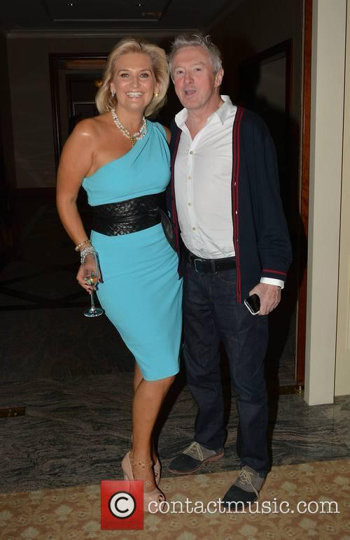 Maria Collins and Louis Walsh 7