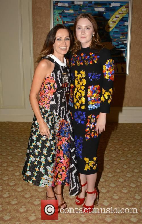 Sharon Corr and Saoirse Ronan 3