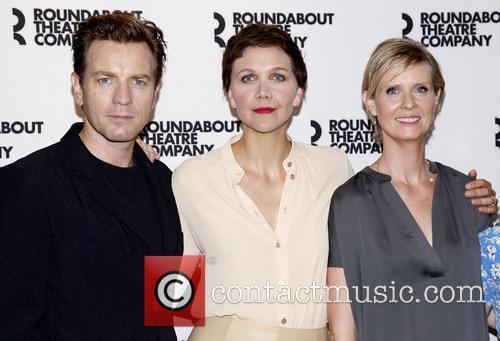 Ewan Mcgregor, Maggie Gyllenhaal and Cynthia Nixon