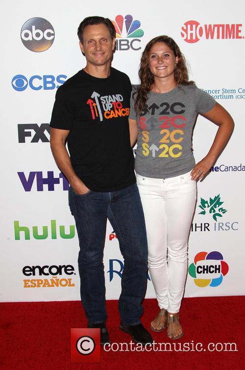 Tony Goldwyn and Tess Frances Goldwyn 4