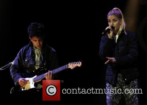 London Grammar, Hannah Reid and Dan Rothman 4