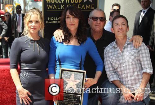 Christina Applegate, Ed O'neill, Katey Sagal and David Faustino 6