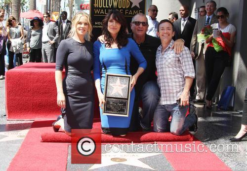 Christina Applegate, Ed O'neill, Katey Sagal and David Faustino 8