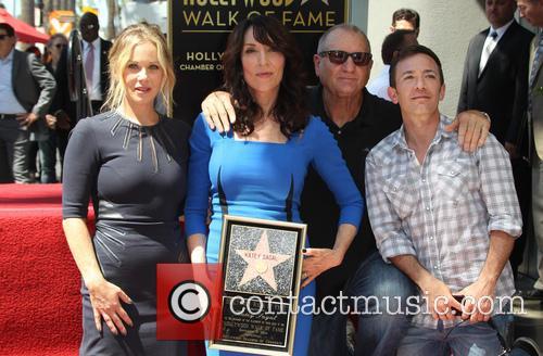 Christina Applegate, Ed O'neill, Katey Sagal and David Faustino 10