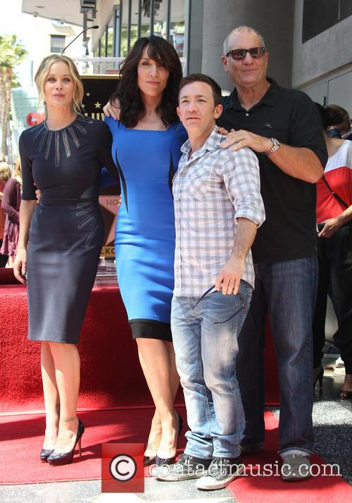 Christina Applegate, Katey Sagal, David Faustino and Ed O'neill