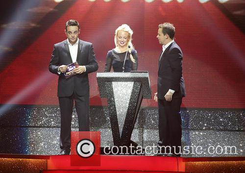 Anthony Mcpartlin, Declan Donnelly, Georgie Porter and Ant & Dec