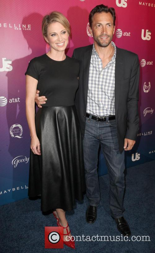 Amy Robach and Andrew Shue 8