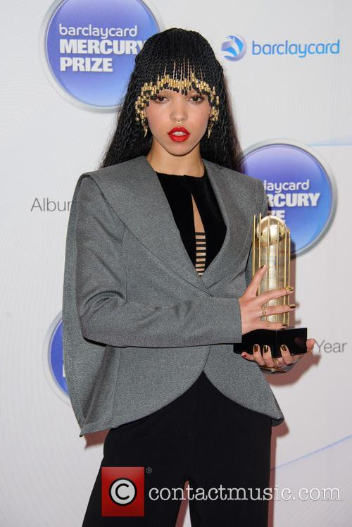 Tahliah Debrett Barnett and Fka Twigs 2