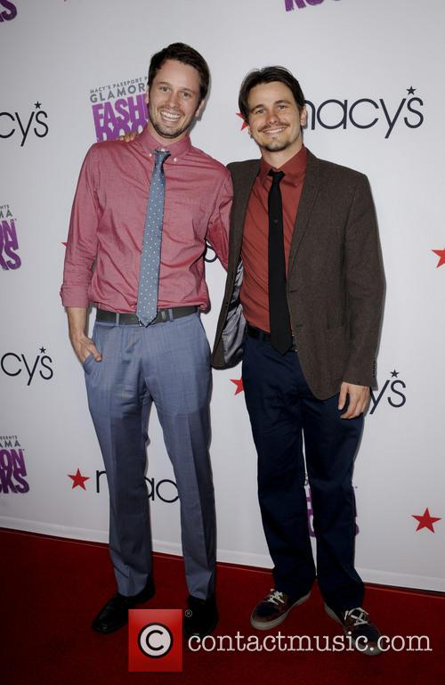 Tyler Ritter and Jason Ritter