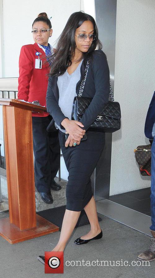 Zoe Saldana 9