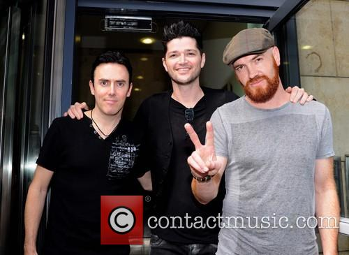 The Script in Dublin Ireland, on Friday 12th September 2014