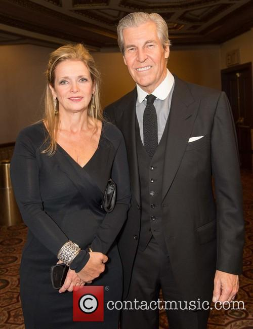 Martine Reardon and Terry Lundgren 10