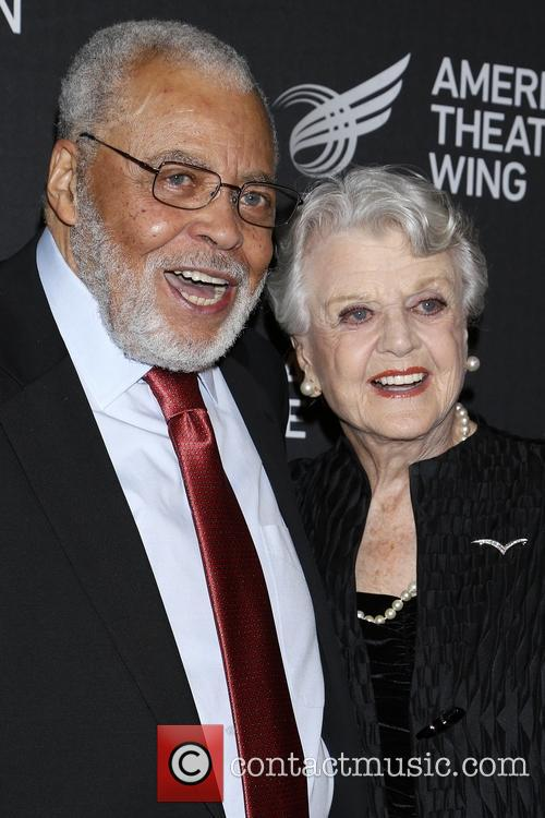 James Earl Jones and Angela Lansbury