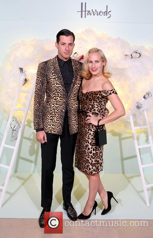 Mark Ronson and Charlotte Olympia 3