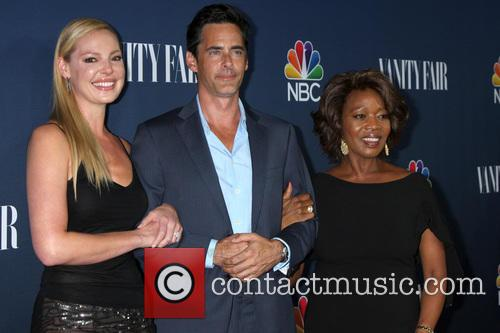 Katherine Heigl, Adam Kaufman and Alfre Woodard 7
