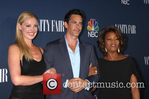 Katherine Heigl, Adam Kaufman and Alfre Woodard 11