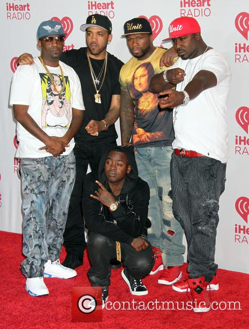50cent and G Unit