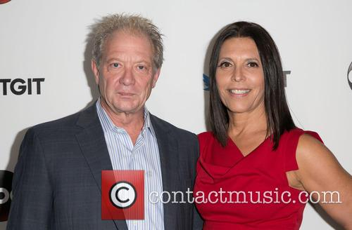 Jeff Perry and Linda Lowy